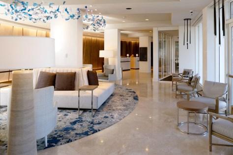 Sonesta Fort Lauderdale Lobby