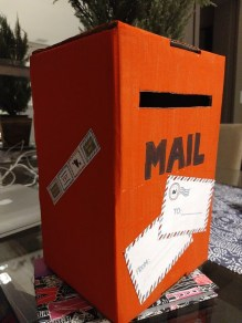 mail box teaching idea
