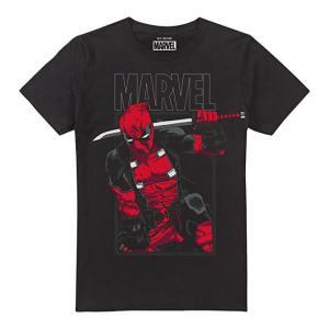 Deadpool Sword T-Shirt
