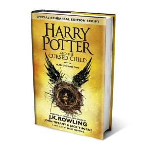 Harry Potter and the Cursed Child Complete West End Playscript