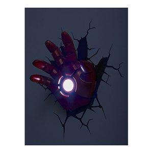Iron Man Hand 3D Light