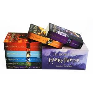Harry Potter Children's Complete Book Set