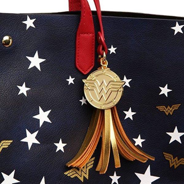 Wonder Woman Large Tote Bag