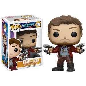 Guardians of the Galaxy 2 Star Lord POP! Figure2