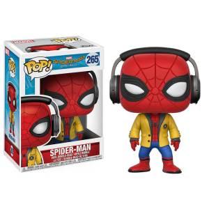 Spider-Man-Homecoming-With-Headphones-Pop-Figure 2