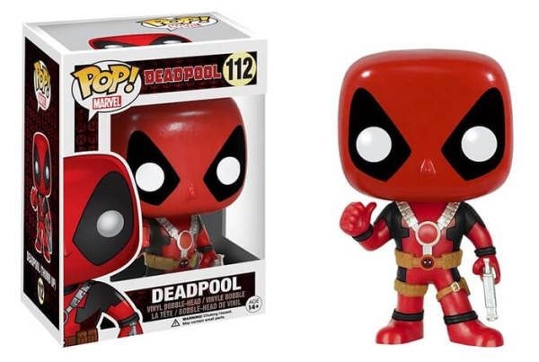 Deadpool POP! Figure Competition