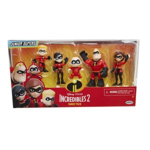 Incredibles 2 Family Figures Pack2