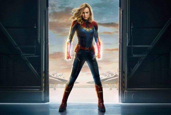 Captain Marvel 2019 Official Trailer
