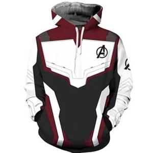 Avengers Endgame Tech Hoodie