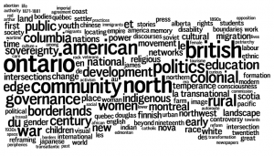 Canadian History Papers at CHA 2013