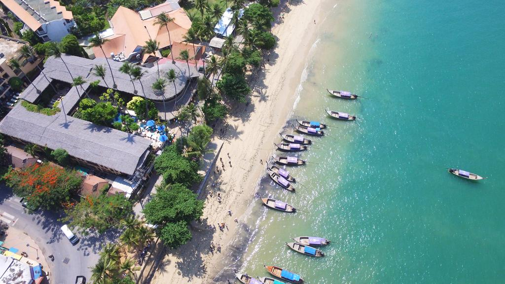 Phra Nang Inn, Aonang, Beach