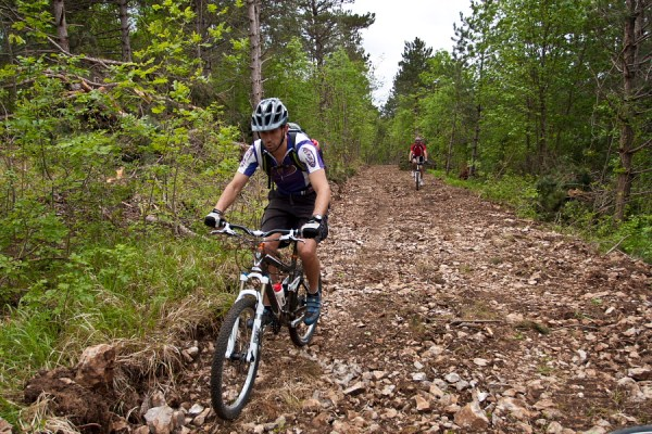 1 Day On/Off-road Countryside Mountain Biking Long Circuit