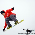 snowboarding na namesti v kremnici big air
