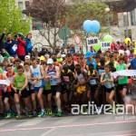 CSOB Bratislava Marathon 2014 start foto