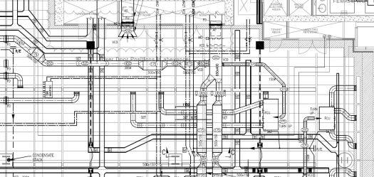 Mechanical System Blueprint