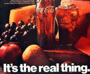 Coke Real Thing