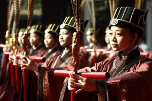 Taiwan Confucius