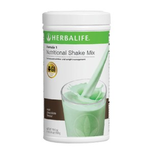Herbalife Nutrition F1 Mint Chocolate Shake