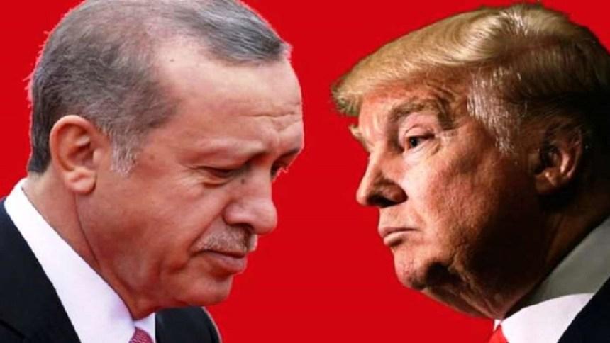 © Sofokleousin.gr Τι συζήτησαν Τραμπ - Ερντογάν στην Ουάσινγκτον