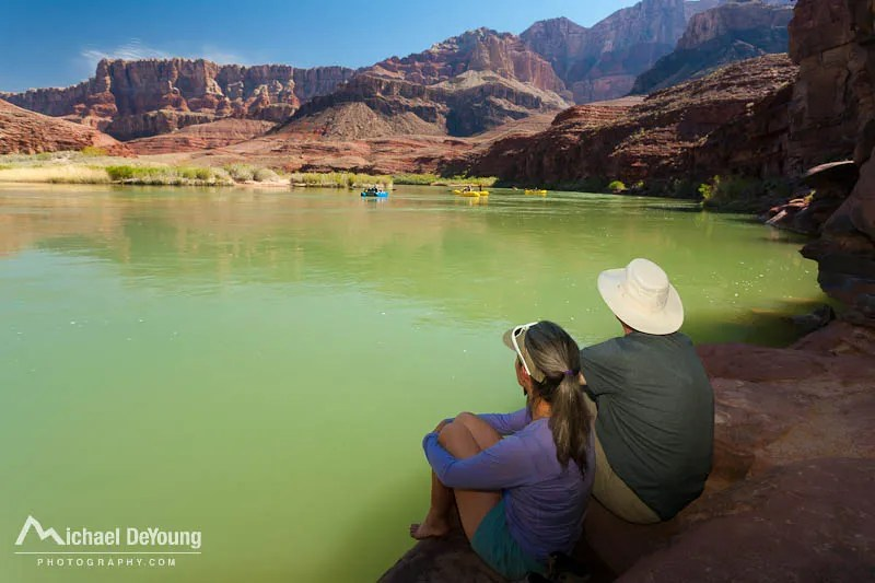 Adventure Photography While Backpacking – Grand Canyon Style
