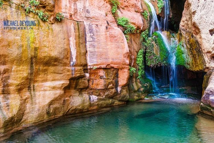 Elves Chasm - Grand Canyon National Park, AZ