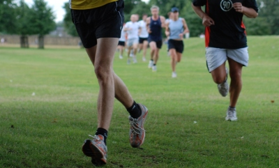 Trying out the Parkrun