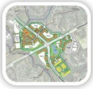 Dale City - Dale Blvd/Minnieville Revitalization Map