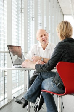 Building rapport as business partners