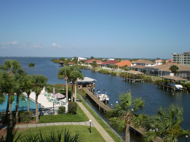 Treasure Island Club Condos in Cape Canaveral FL