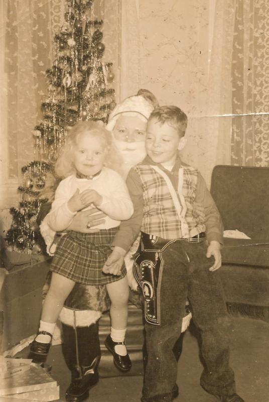 Santa Claus in Revere