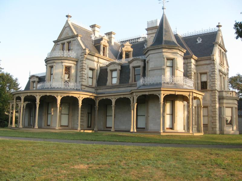 Lockwood-Mathews Mansion, Norwalk, Ct.