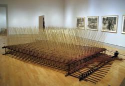 Field of Reeds Sculpture
