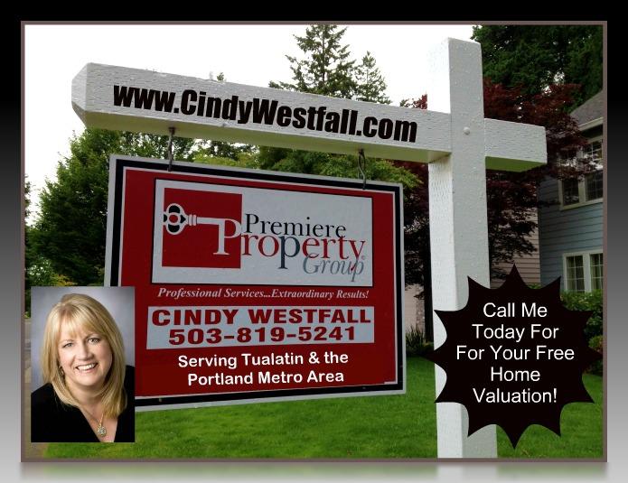 Cindy Westfall, Portland Real estate