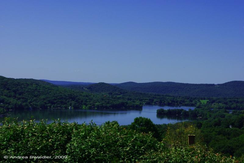 Lake Waramaug, Litchfield County CT