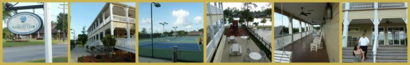 The Lake Charles Racquet Club