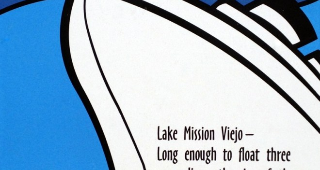 Lake Mission Viejo Queen Mary Fact