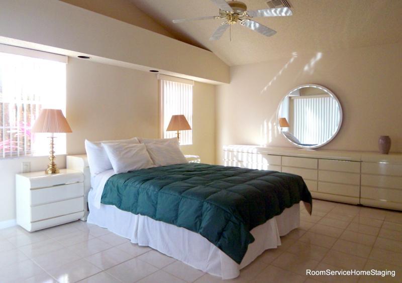 After-Boynton Beach FL Master Bedroom