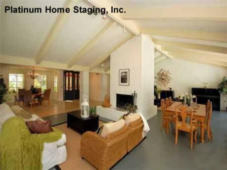 Hidden Hills Home Staging