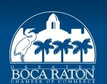 Greater Boca Raton Chamber of Commerce Logo