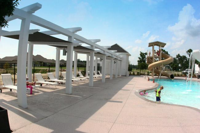 Sports Club Pool at Graywood