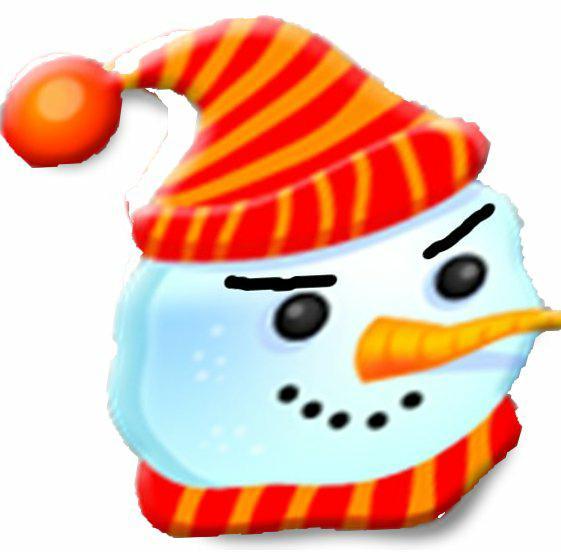 Deranged Snowman