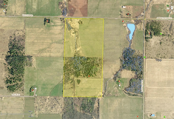 80 acres, Eastview Rd, Iron River, WI