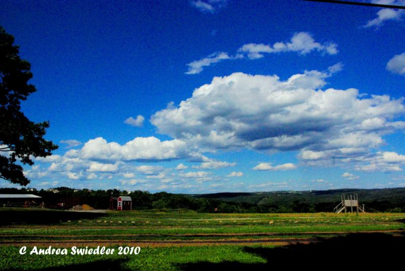 New Milford CT Scenic countryside
