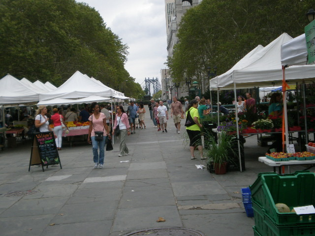 farmers markets brooklyn new york