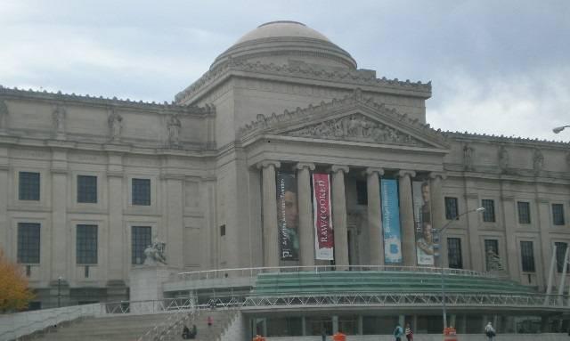 Brooklyn Museum- Eastern Parkway brooklyn ny