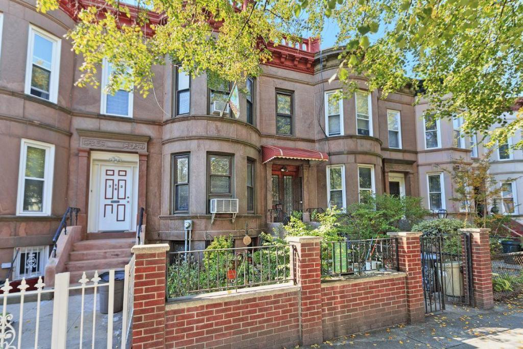 brownstone homes flatbush brooklyn