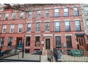 brownstone of bedford stuyvesant brooklyn, michele cadogan, real estate agensts in nyc