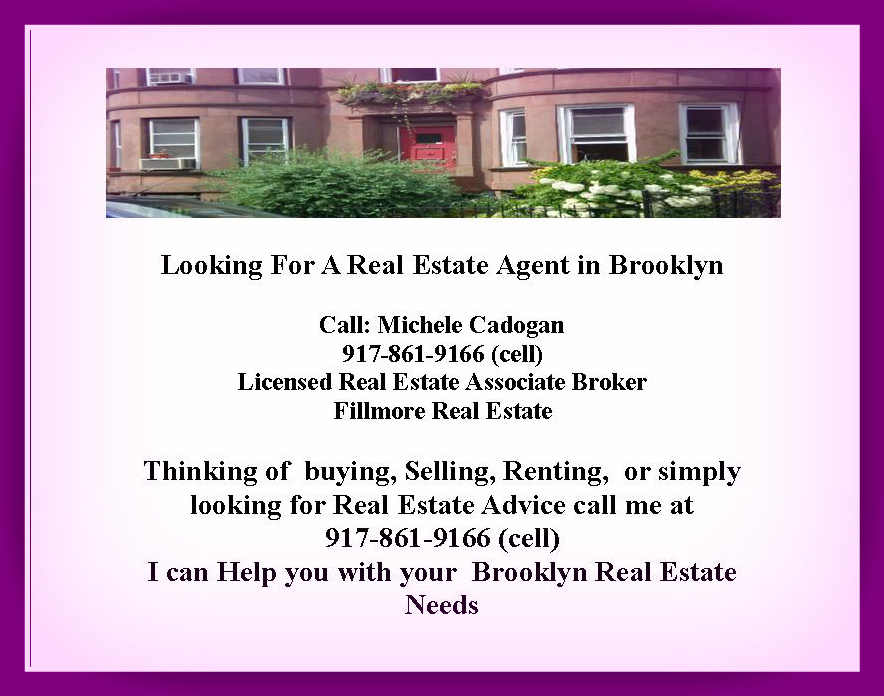 want to sell your home in brooklyn, real estate agents in brooklyn