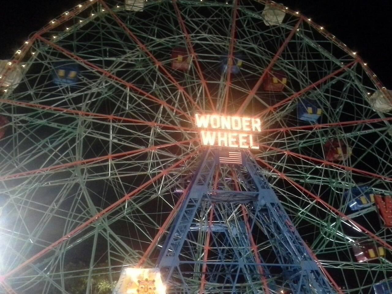 coney isalnd wonder wheel
