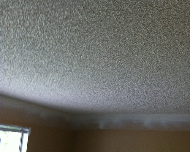 Acoustic Ceiling Insulation : Sprayed acoustic ceiling asbestos integralbook